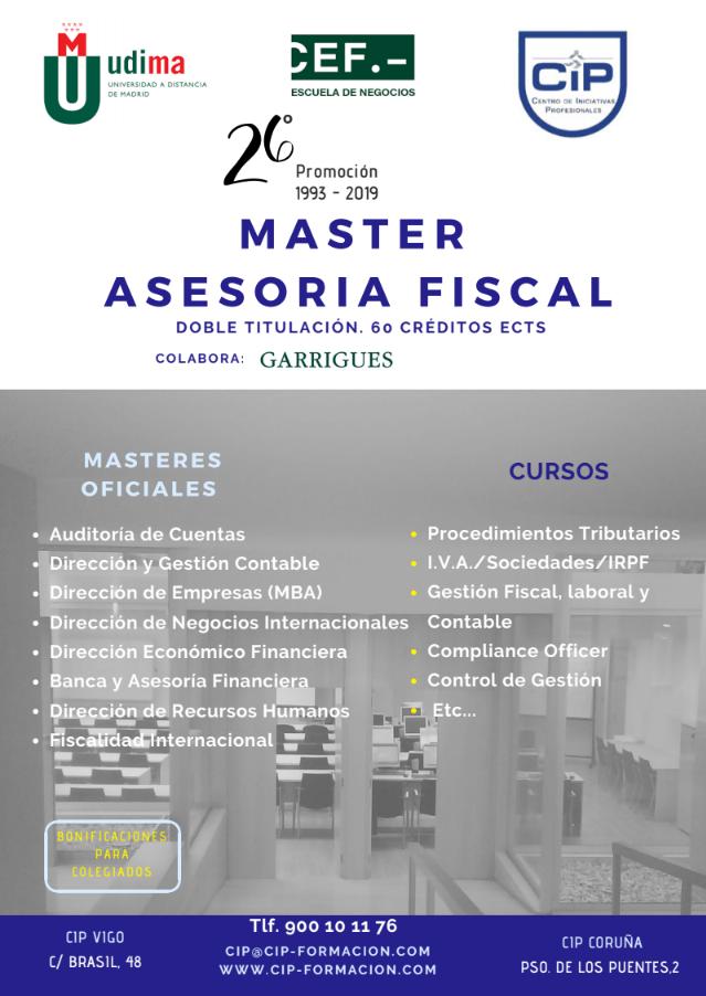 Master Asesoría Fiscal